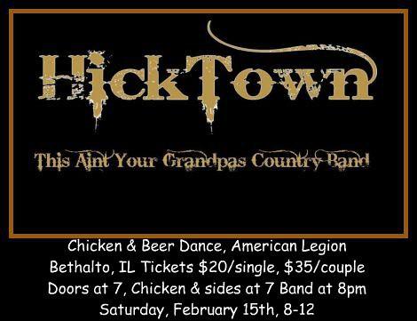 Hicktown 2-15-14