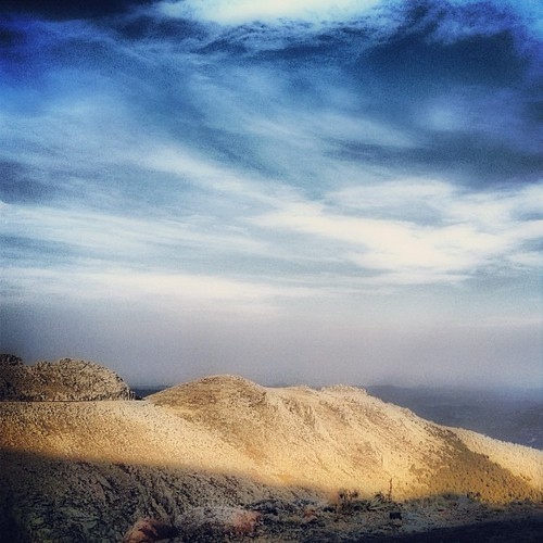 A view from Mt Evans by @MySoDotCom