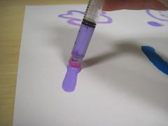 Syringe Painting 5