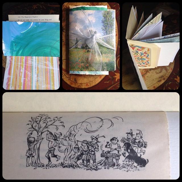 Greeting Card Journal