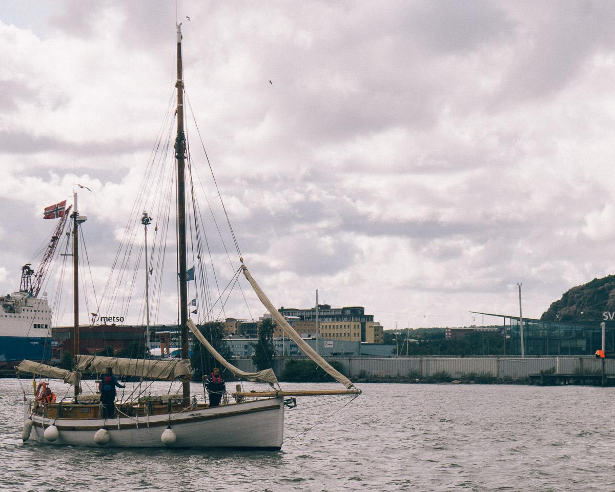 Puerto de Gotemburgo (Götteborg)
