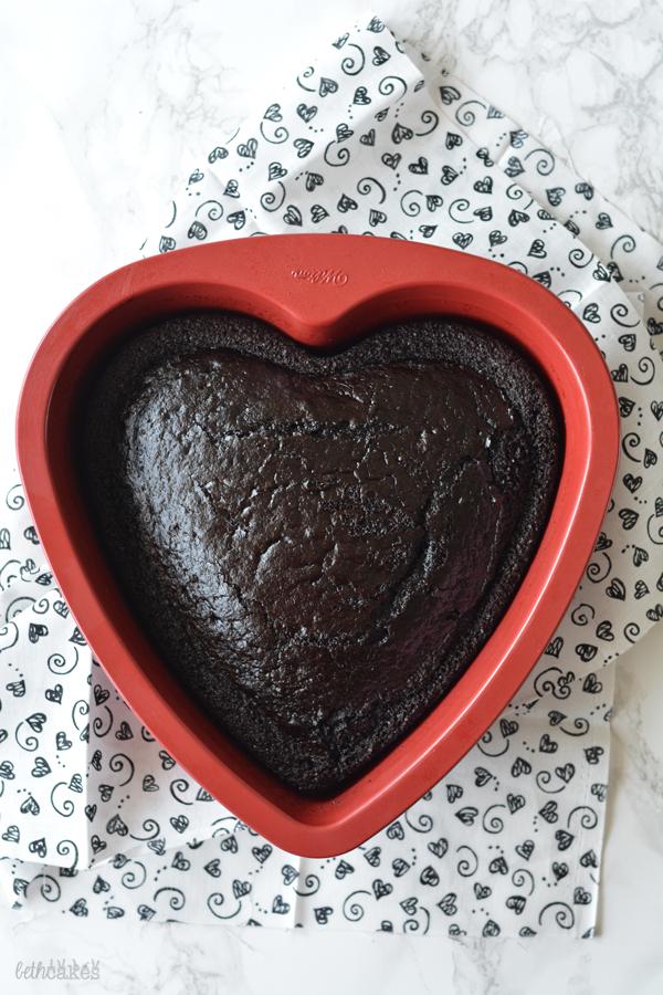 Dark Chocolate Cake - bethcakes.com