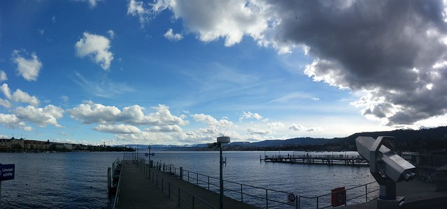 Lake Zurich Jetty