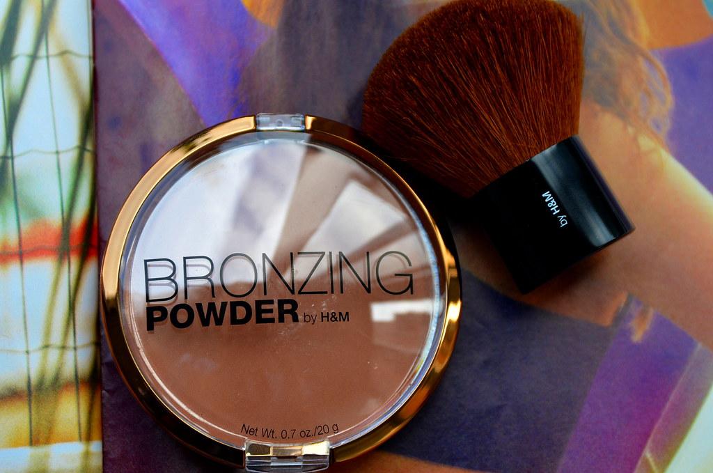 hm bronzing powder