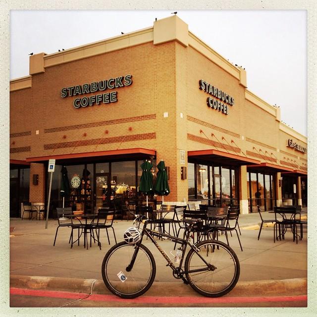 Starbucks at Jupiter and Shiloh Roads