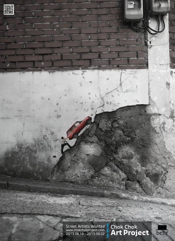 Belif-Cosmetic-Chok-Chok-art-project-Street-artists2