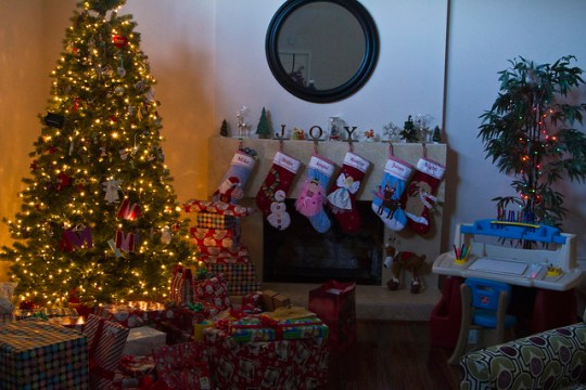 all the presents