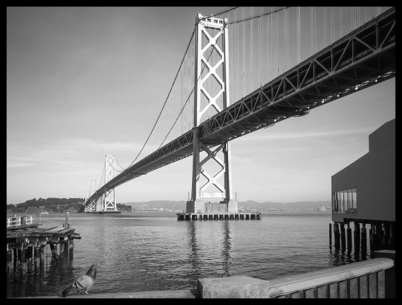 The Willie L. Brown, Jr. Bridge - San Francisco - 2014