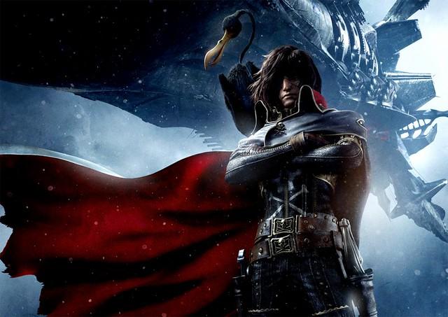 Capitán Harlock - Estreno destacado