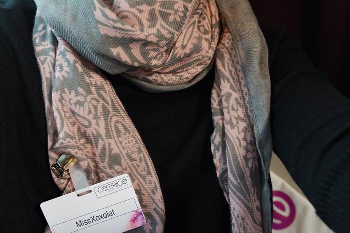 MissXoxolat essence & CATRICE Blogger Event in Wien 06