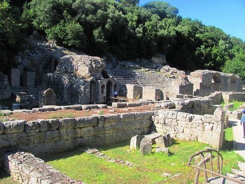 Butrint, Roman Ruins