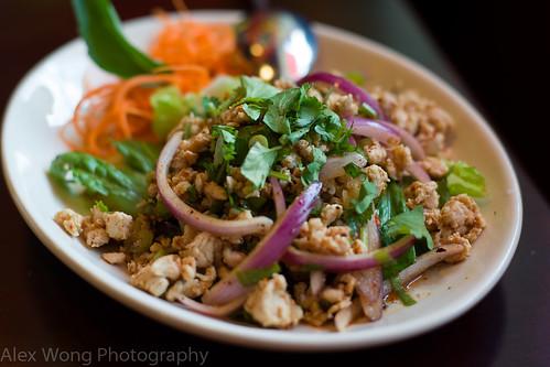 Larb Gai/Spicy Chicken Salad