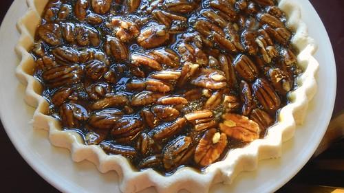 Maple Pecan Pie 9
