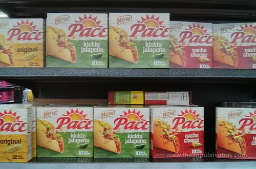 Pace Taco Shells (Original, Kickin' Jalapeno, and Nacho Cheese)