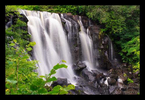 Mull waterfall