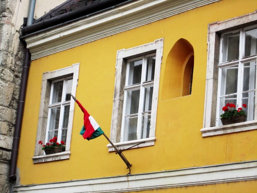 Flag, Castle Hill.