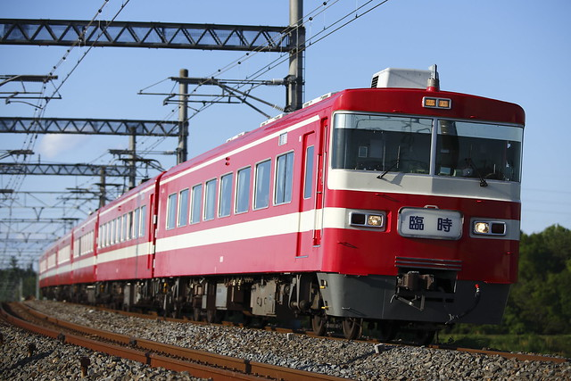 Tobu Railway Series 1800 (Formation 1819) Special Rapid