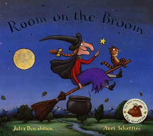 broom book