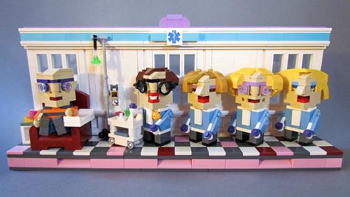 Legotherapy