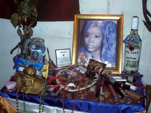 Yemaya Shrine