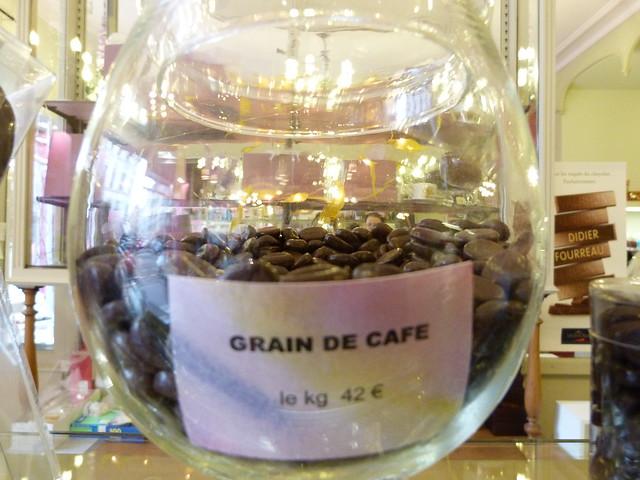 Grain de café - Didier Fourreau