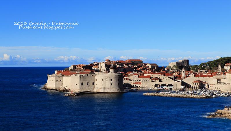▌克羅埃西亞 ▌ 亞得里亞海的珍珠 ‧ Dubrovnik 杜布羅夫尼克