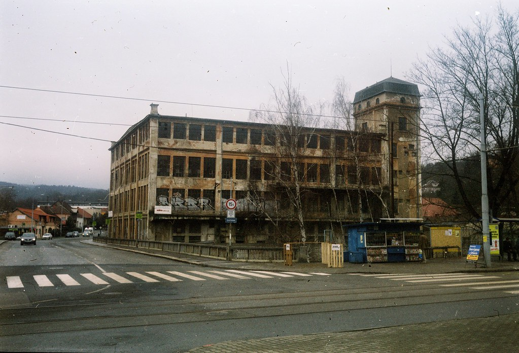 Agfa Billy Record 7.7 - Abandoned Textile Factory 2