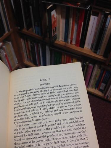 Preface to Visuvius' Ten Books on Architecture