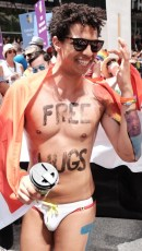 Toronto Gay Pride 2016