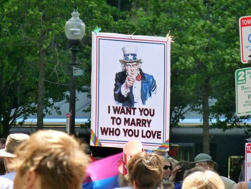Boston Pride Parade