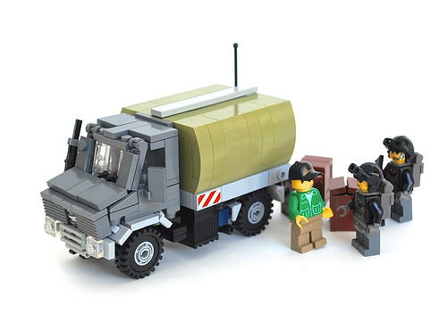 Military Transport Unimog