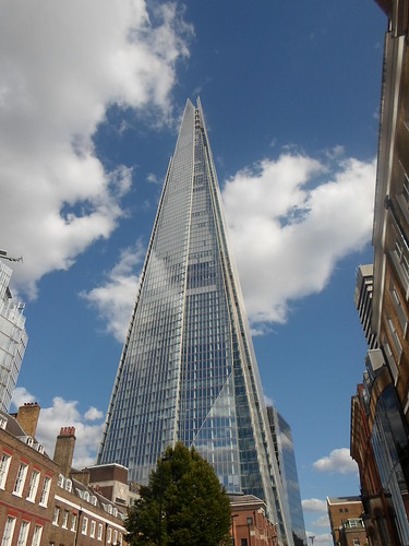 The magnificent Shard
