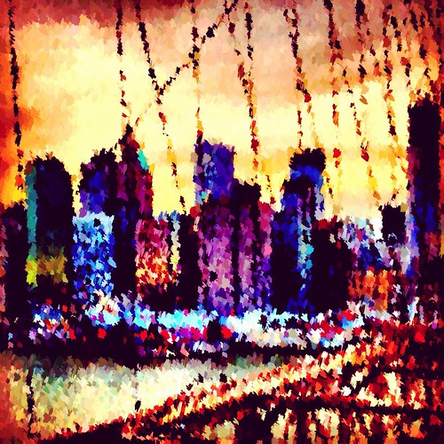 New York City Photos And Impressions - Downtown Art Photo by The Main Street Analyst