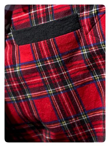 Lumberchic Albion Welt Pocket