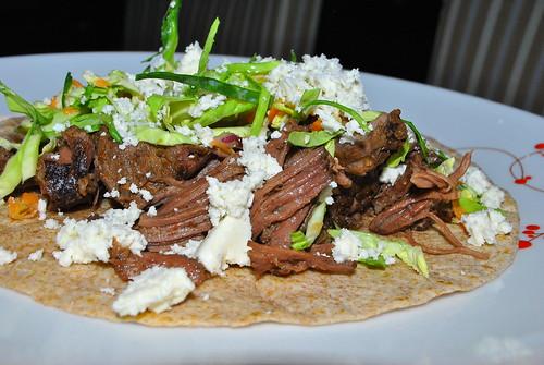 Beer Braised Beef - Taco