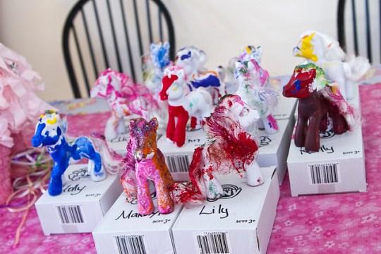 DIY Ponies