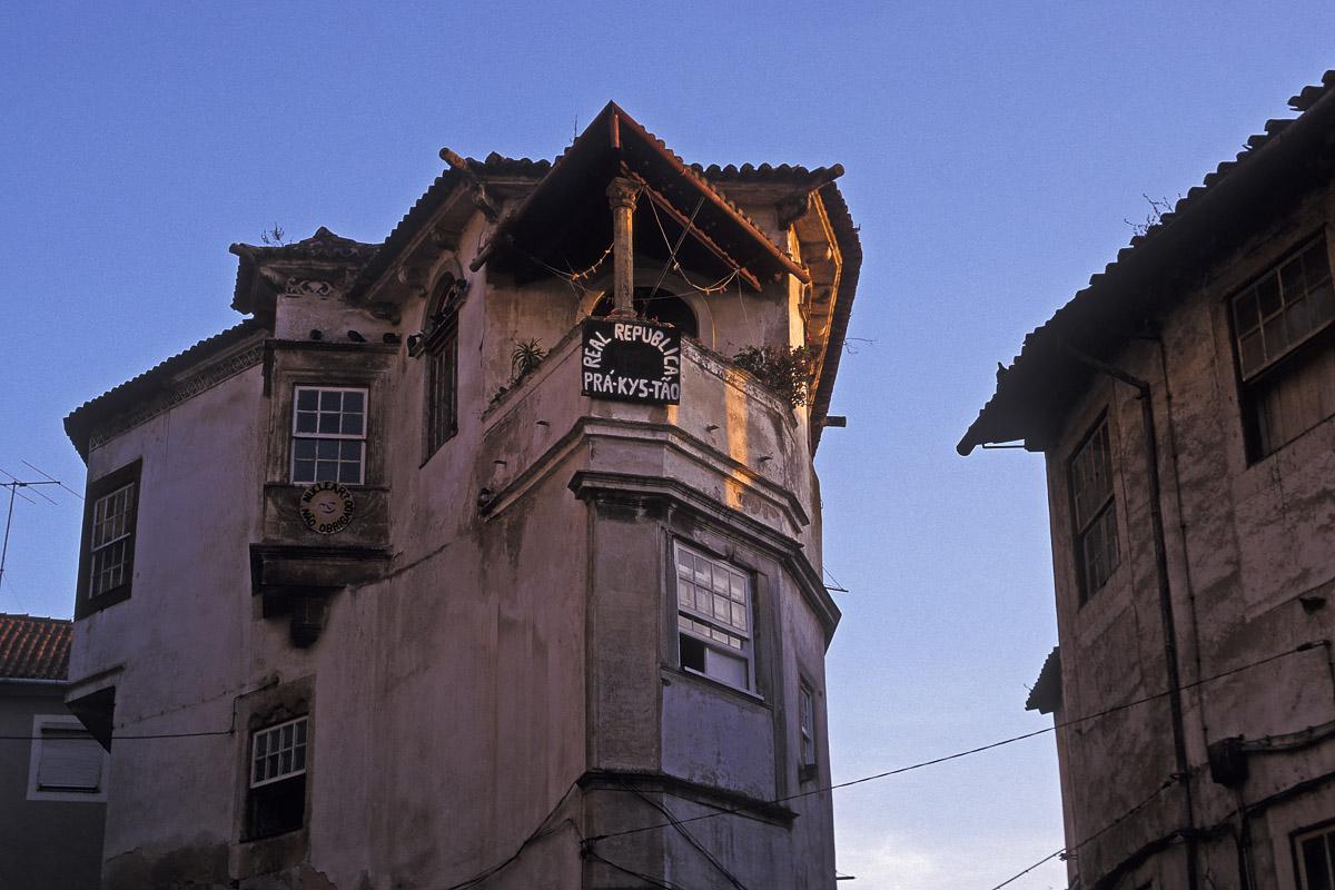 Casa de estudiantes en Coimbra