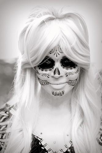 Beautiful Skeleton by PatMinNYC