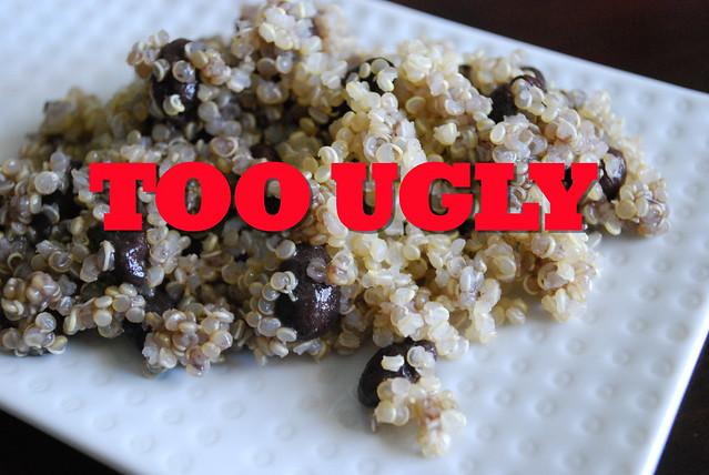 Too Ugly