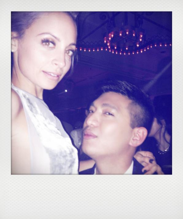 Nicole Richie and Bryanboy