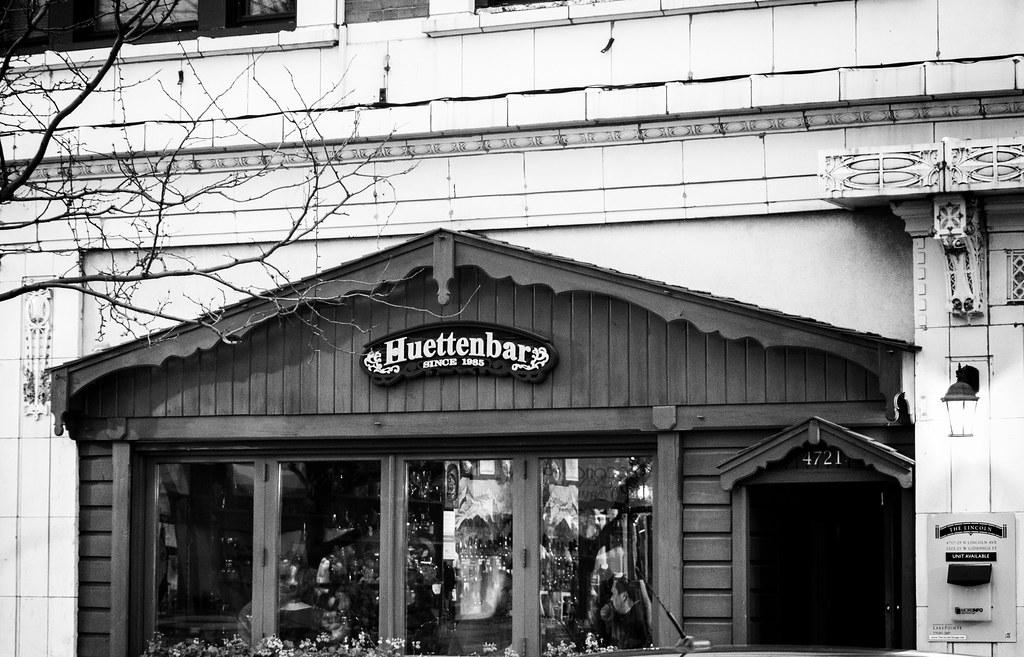 H is for Huettenbar