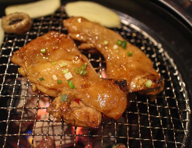 Chicken Rib with BBQ Sauce (Boneless) at Yoree - 2