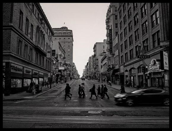Sutter Street - San Francisco - 2012