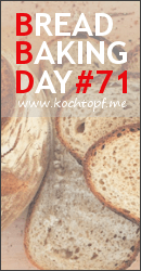 Bread Baking Day #71 - Laugengebäck-Varianten / pretzel-variations (last day of submission March 1, 2015)