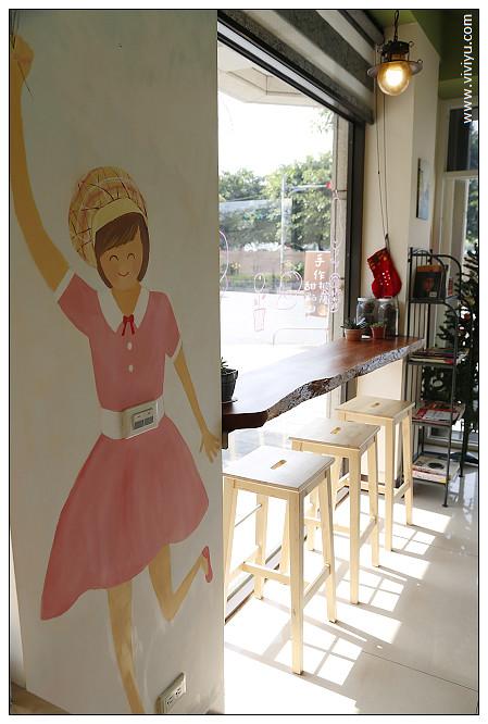 [八德.美食]法樂米咖啡.令人放鬆的小店~營業時間短要把握 @VIVIYU小世界