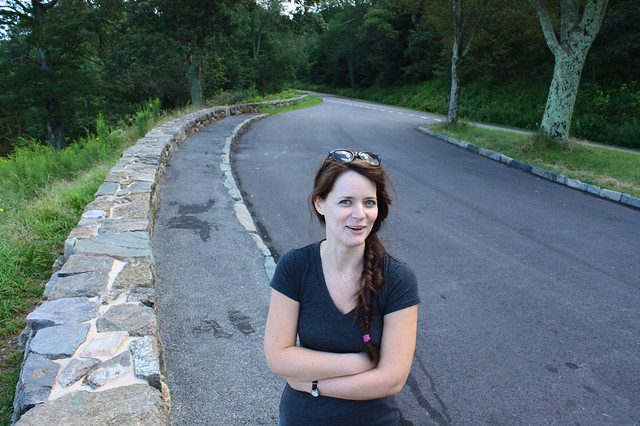 Hiking at Shenandoah