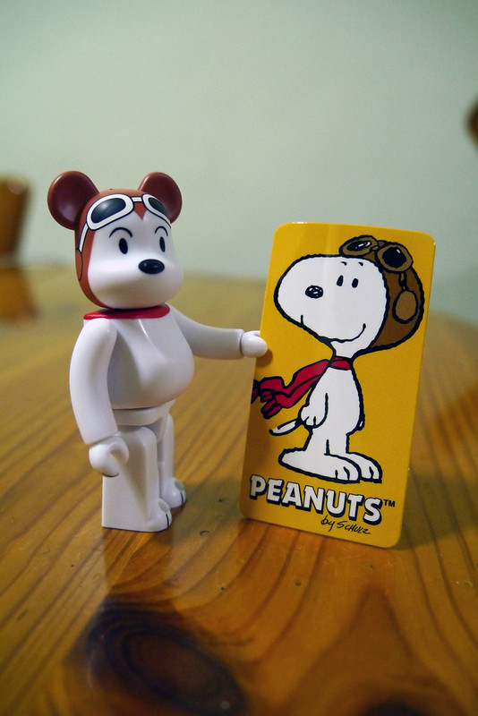 Be@rbrick S24 Snoopy 006
