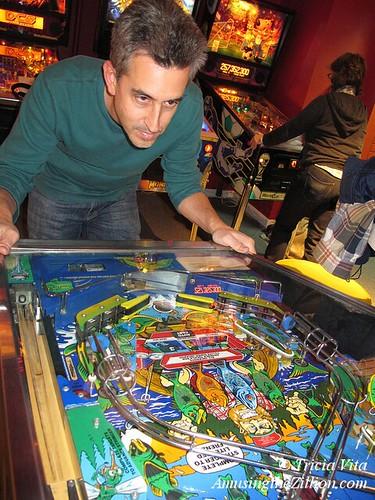 Steve Zahler, Modern Pinball