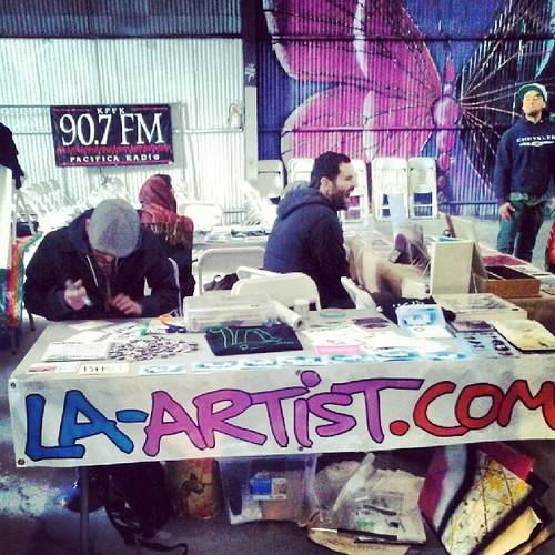 Anarchist book fair 2013.