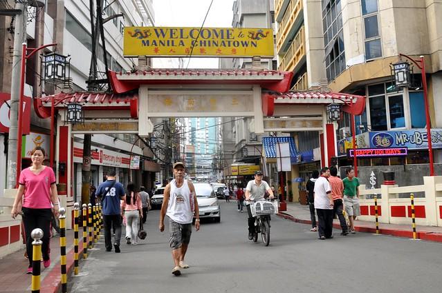 Manila Chinatown